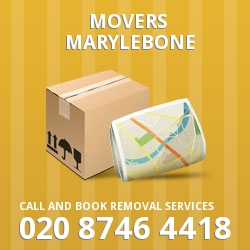 Marylebone home movers W1