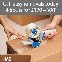 Call Today for the Best Prices on Home Removals Marylebone