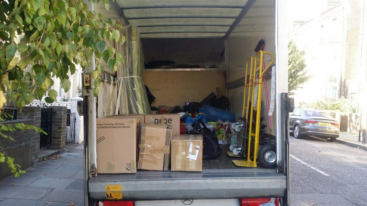 Newbury Park moving vans IG2