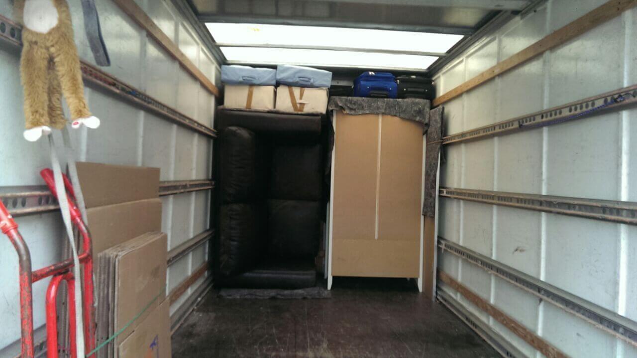 EN5 moving truck