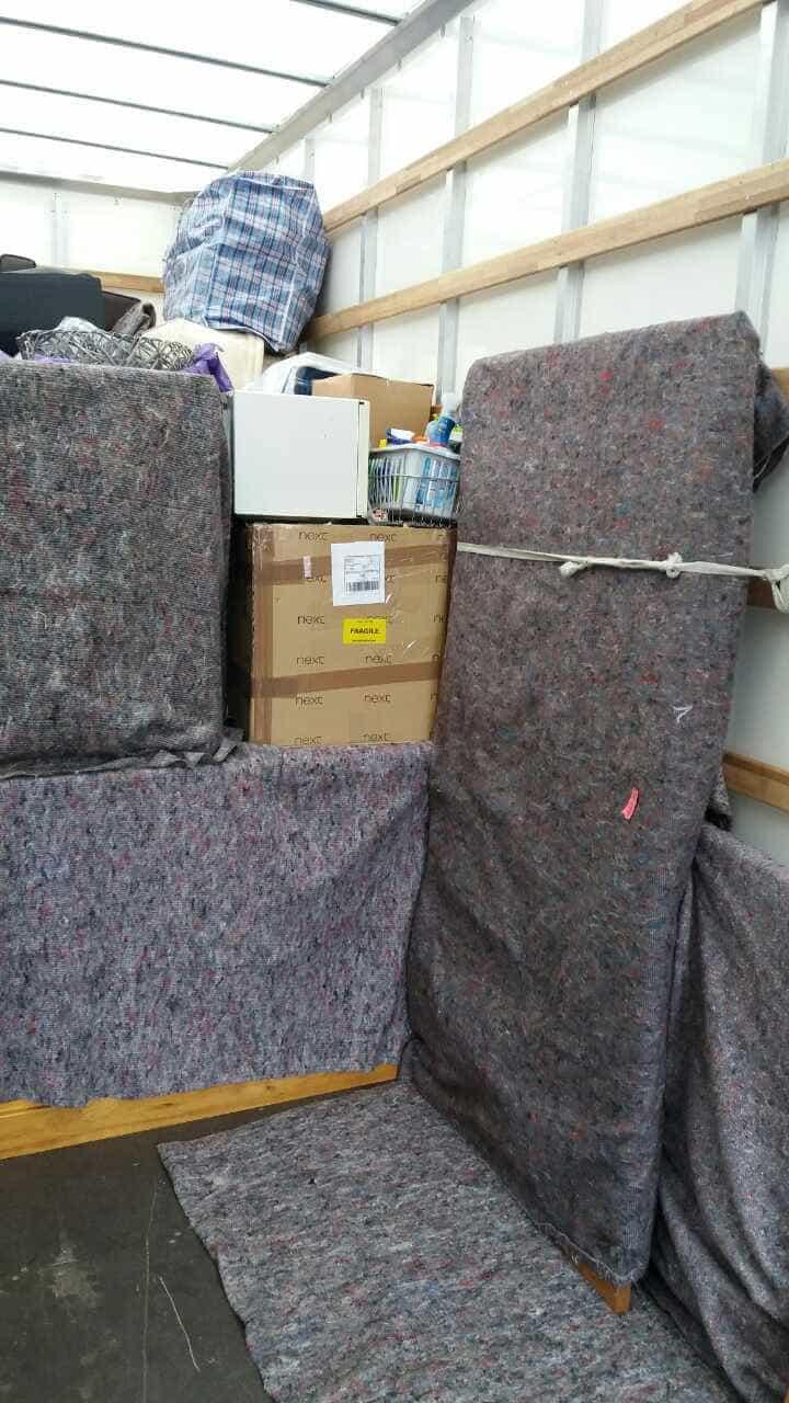 Nine Elms storage rooms SW8
