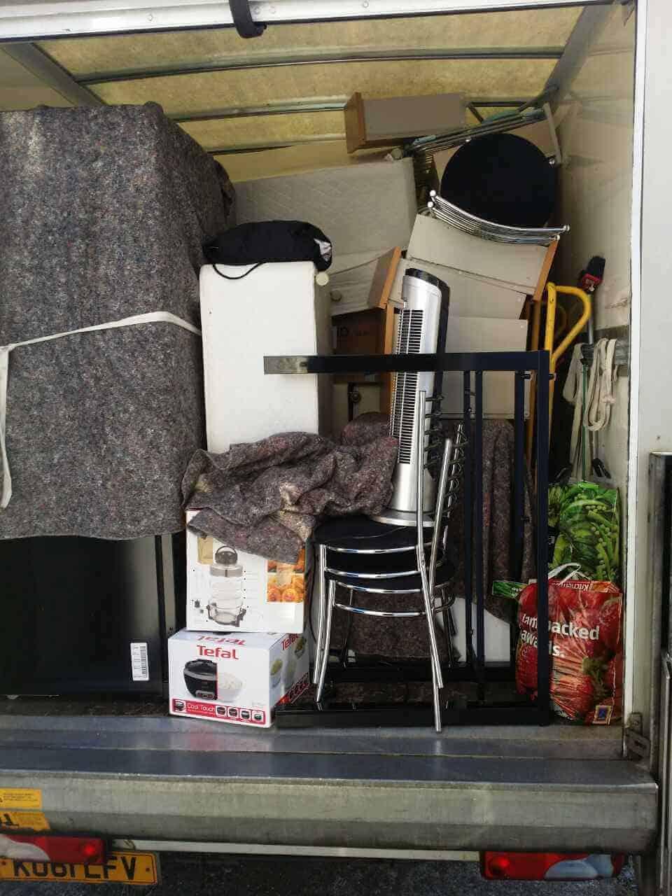 SE15 storage unit Nunhead