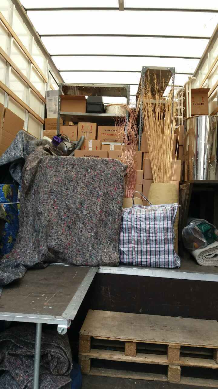 business relocation Potters Bar