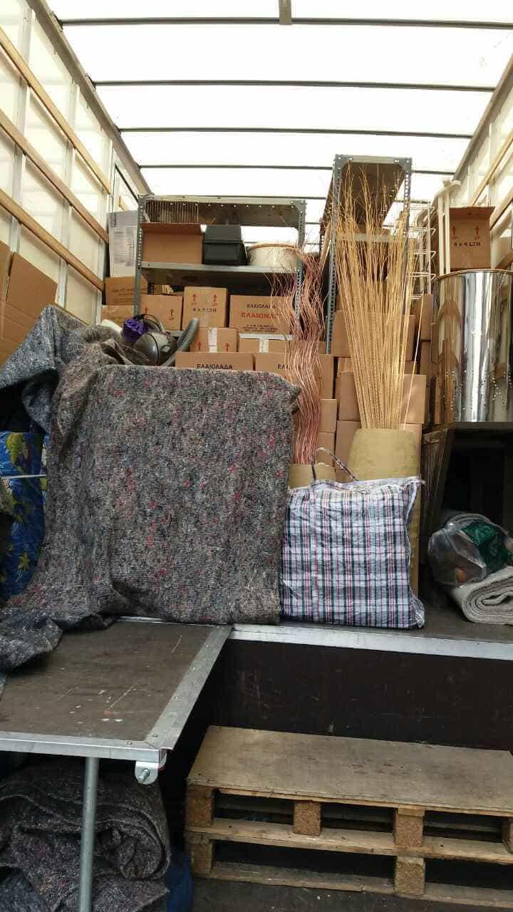 van removals St Helier