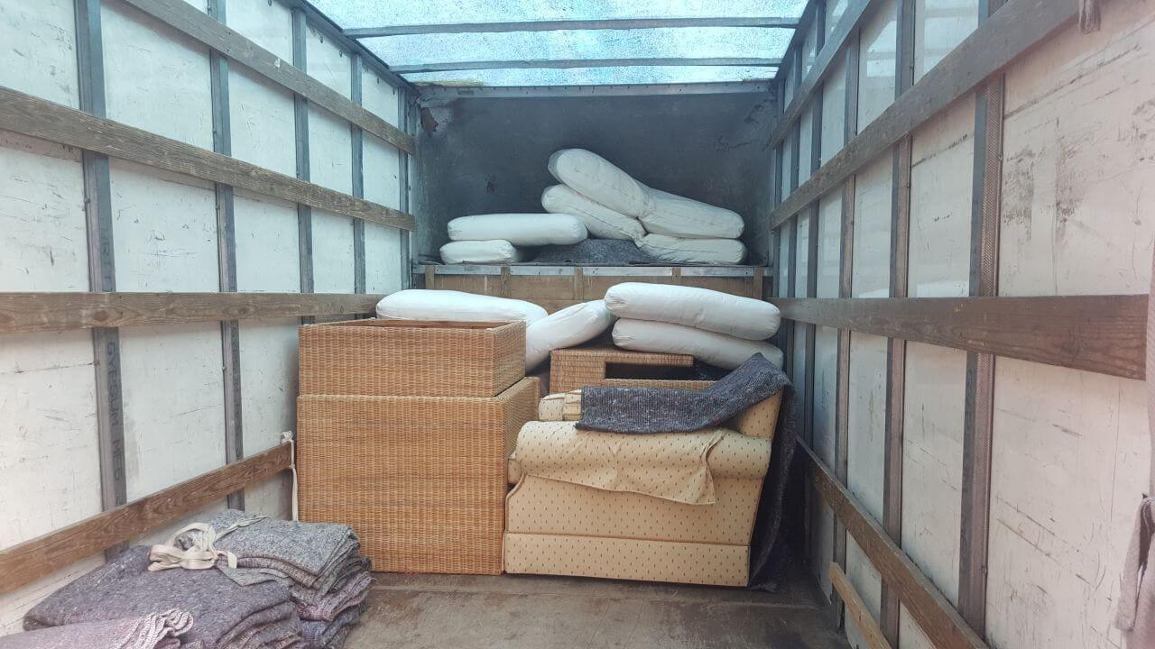 van removals Totteridge